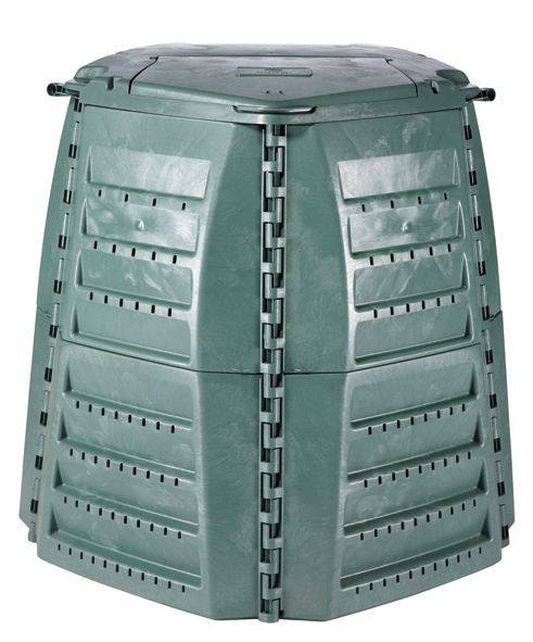 Garantia THERMO-STAR Composter 600 Lt Verde