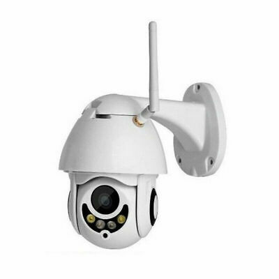 TELECAMERA PTZ 1080P FULL HD ESTERNA IP CAMERA MOTORIZZATA IR WIFI WEBCAM
