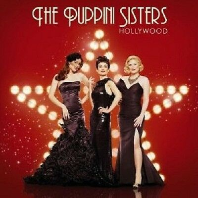 THE PUPPINI SISTERS - HOLLYWOOD  CD SWING NEU