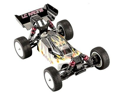 LC RACING -  1/14 mini Buggy 2.4GHz Brushed RTR STD