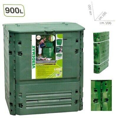 Verdemax Composter Thermo-King Litri 900