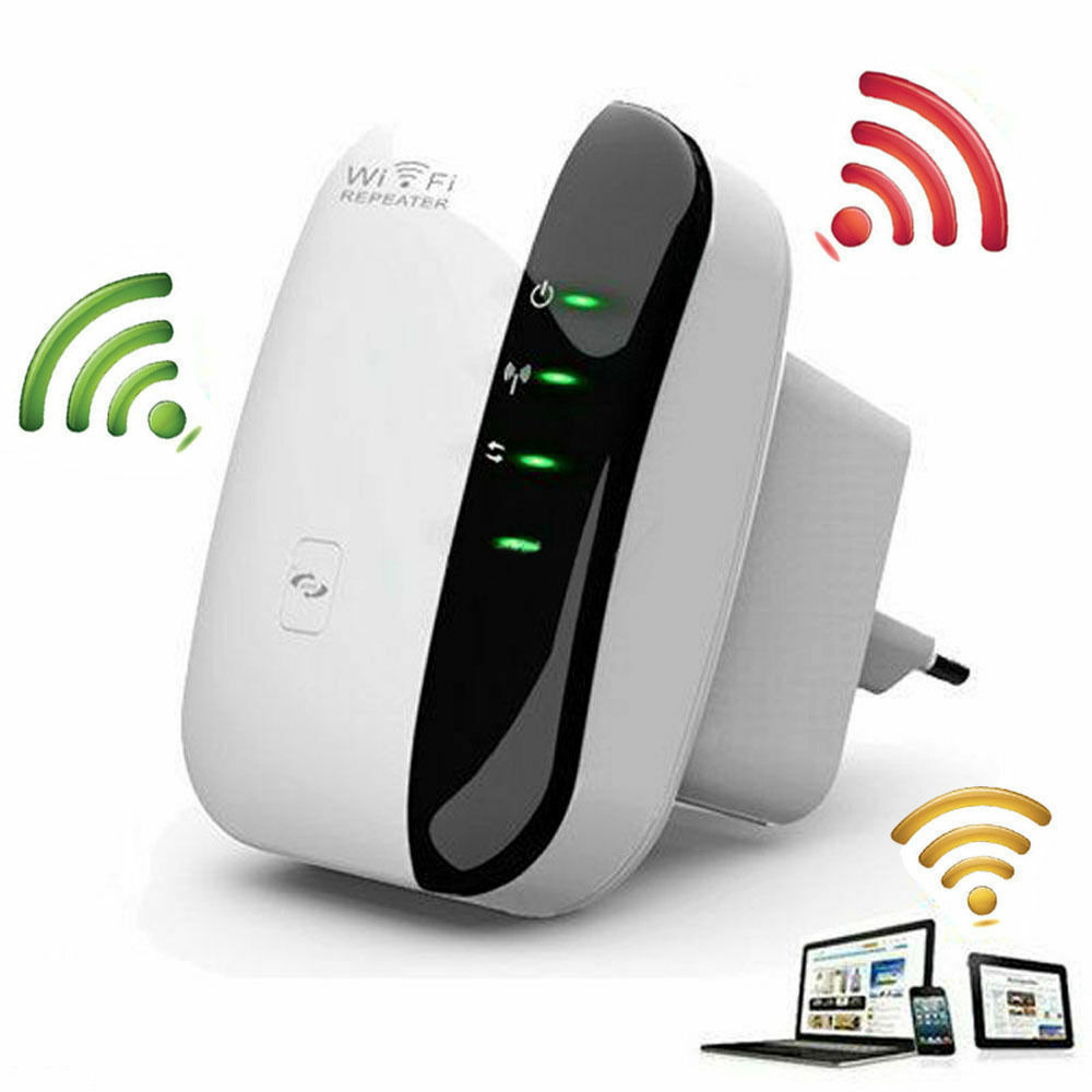 300Mbps Wireless Wifi Router AP Repeater Extender Booster Client Bridge SKY WPS