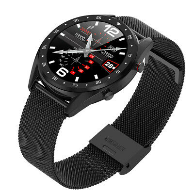 Microwear L7 Smart Watch Sportivo Fitness Activity Tracker Sleep Monitoring Q6Z9