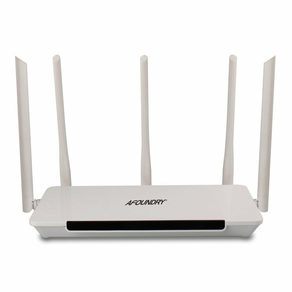 AFOUNDRY Q500 Router Wireless WLAN Gigabit Dual Band AC Router Computer linq
