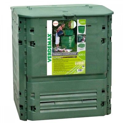 Compostiera 600 lt composter THERMO-KING 80 x 80 x 104 cm