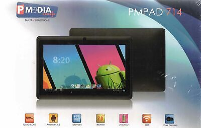 TABLET PMPAD 714 DUAL CORE 7 POLLICI WIFI ANDROID