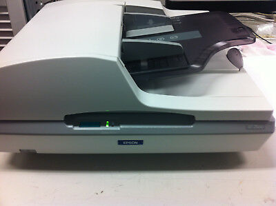 Epson GT-2500 Vassoio Piatto Scanner di Documenti Adf Duplexscan Mac Windows 10