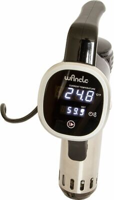 Wancle Sous Vide Garer Stick mit Zirkulation, 850W, Display, Touchscreen