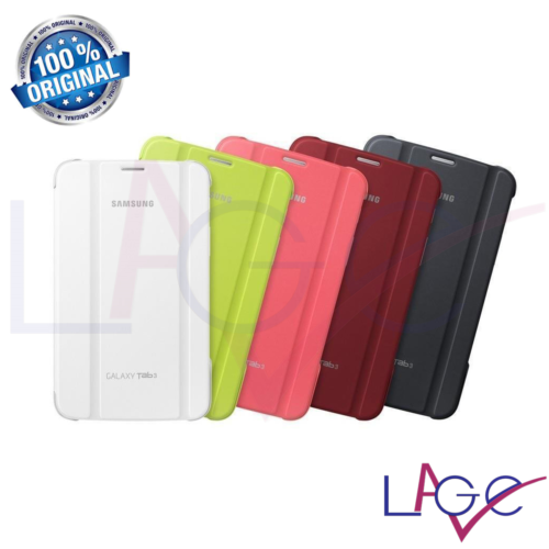 "Custodia Originale Samsung Galaxy Tab 3 7"" T210 T211 T212 Book Cover Vari Colori"