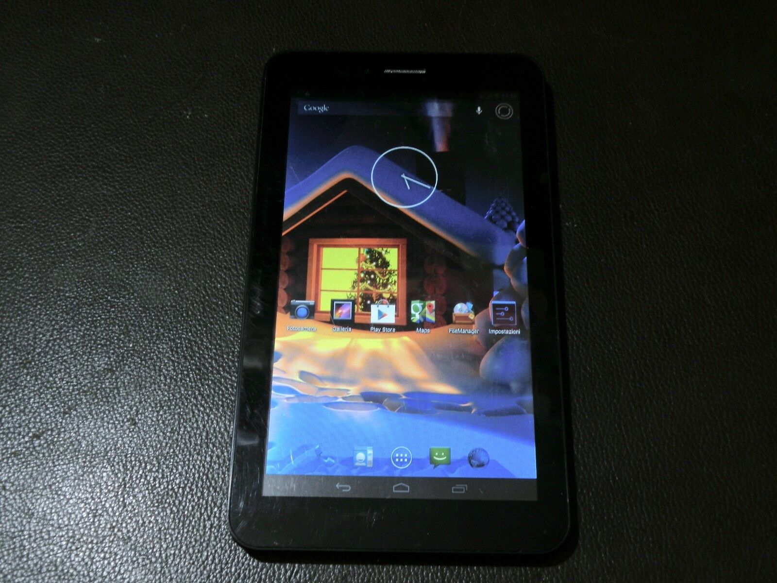 """Phablet Smartphone FREELANDER PD103GS 7"""" Dual-Core Android 4.2 Dual Sim"""