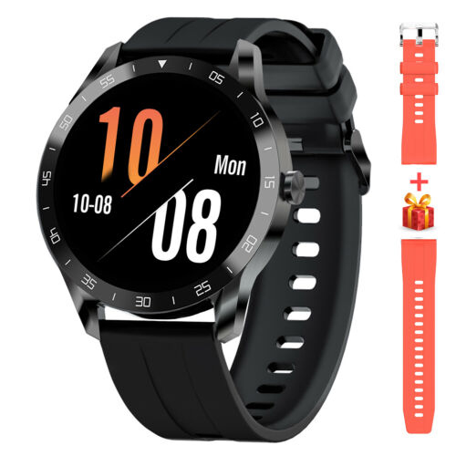 Blackview Smartwatch Orologio 5ATM Fitness Tracker Sleep Monitor per Android iOS