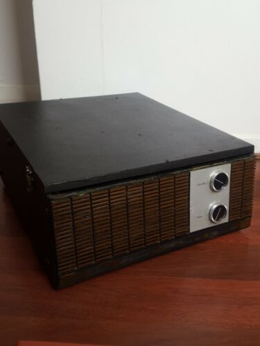 Vintage Retro Thorn Record Player with built-in  Speaker