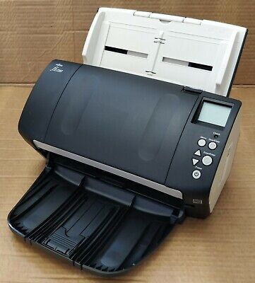 Fujitsu fi-7160 Scanner di Documenti Fronte/Retro USB 3.0 Win.10 Usato