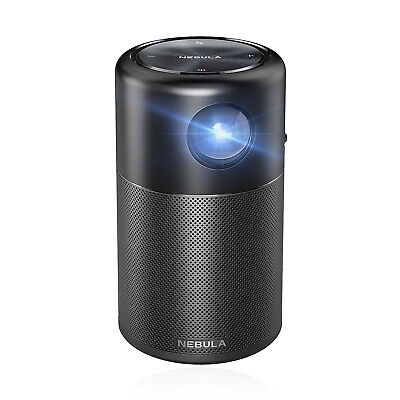Anker Nebula Capsule Pro DLP Pocket-Beamer Airplay 150lm 2.4/5GHz WIFI Android 7
