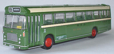 25209 EFE BRISTOL Rell ECW SINGOLO DECK BUS WEST CHE È IN SELLA AUTOMOBILI 1:76