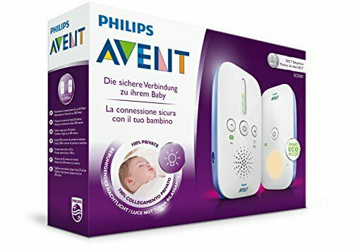 PHILIPS AVENT Baby Monitor Dect 501 SCD/50100