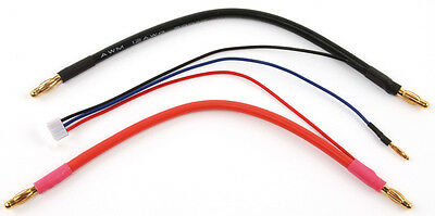 R19001 cavo lipo Charging cable for LiPo Hardcase with Balancer connector EH