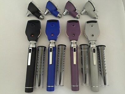 otoscopio Otoskop otoscope Augenspiegel oftalmoscopio Pocket Diagnostic set