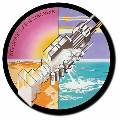 """Benda stampato, Iron """"on patch Tessile sticker, Adesivo Pink Floyd, D."""