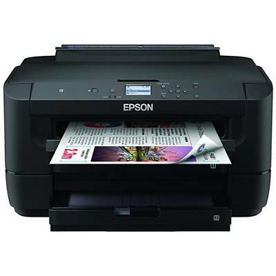 EPSON Stampante WorkForce WF-7210DTW Inkjet a Colori A3 18 ppm (B / N) 10 ppm (a