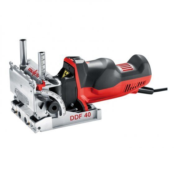 MAFELL 918621 240v BISCUIT JOINER DUODOWELER DDF 40 MIDIMAX IN T-MAX