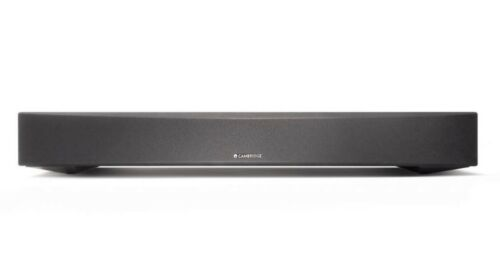 Cambridge Audio TV5 V2  Soundbase Bluetooth TV Speaker Base Wireless Remote