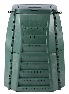 Garantia THERMO-STAR Composter 400 Lt, Verde