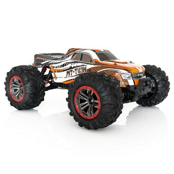 Funtek MT-Twin Monster Truck 1 /10 RTR Auto RC