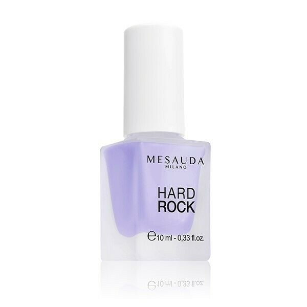 Hard Rock - Smalto Indurente per Unghie 10ml - Smalto Curativo - Mesauda