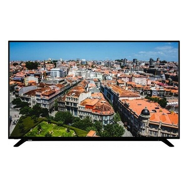 "TV INTELLIGENTE TOSHIBA 58U2963DG 58"" 4K ULTRA HD D-LED WIFI NOIR"