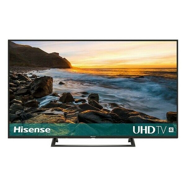 "TV INTELLIGENTE HISENSE 50B7300 50"" 4K ULTRA HD LED WIFI NOIR"