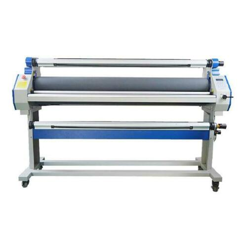 """67"""" Full-Auto Wide Format Cold Laminator with Heat Assisted & Trimmer 1700T1"""