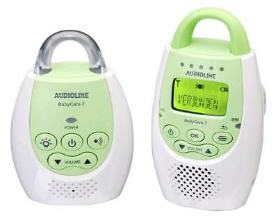 Audioline Babyphone Baby monitor audio Digital 596016 Baby Care 7 1.9